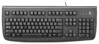 Logitech Deluxe 250 Sea Grey PS/2