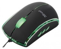 Trust MultiColour Mini Mouse MI-2750p Black USB