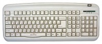 Oklick 300 M Office Keyboard Silver PS/2