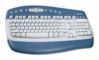 Microsoft MultiMedia Keyboard White PS/2