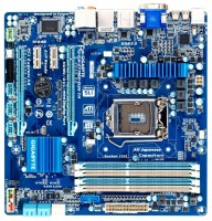 GIGABYTE GA-Z77MX-D3H TH (rev. 1.0)