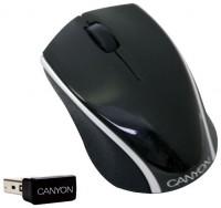 Canyon CNR-MSLW03 Black USB