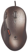 Logitech Gaming Mouse G500 Silver-Black USB