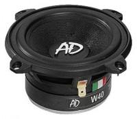 Audio Development W40