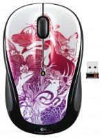 Logitech Wireless Mouse M325 wildlife Black USB
