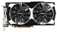MSI Radeon R9 380 980Mhz PCI-E 3.0 2048Mb 5500Mhz 256 bit 2xDVI HDMI HDCP
