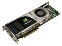 PNY Quadro FX 5600 621Mhz PCI-E 1536Mb 2106Mhz 384 bit 2xDVI