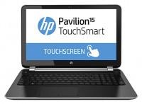 HP PAVILION TouchSmart 15-n011nr