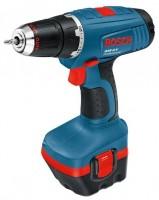 Bosch GSR 12 V 2.0Ah x2 Case