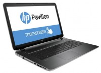HP PAVILION TouchSmart 17-f040us