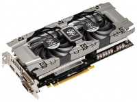 Inno3D GeForce GTX 660 Ti 1020Mhz PCI-E 3.0 2048Mb 6200Mhz 192 bit 2xDVI HDMI HDCP