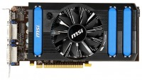 MSI GeForce GTX 650 Ti 928Mhz PCI-E 3.0 1024Mb 5400Mhz 128 bit 2xDVI Mini-HDMI HDCP