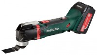 Metabo MT 18 LTX 5.2Ah x2 Case Set