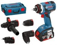 Bosch GSR 18 V-EC FC2 4.0Ah x2 L-BOXX Set2