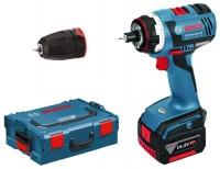 Bosch GSR 14,4 V-EC FC2 4.0Ah x2 L-BOXX
