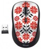 Trust Yvi Wireless Mouse Ukrainian style snow White USB
