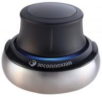 3Dconnexion SpaceNavigator Black-Silver USB