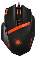 Redragon Mammoth Black-Red USB