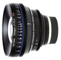 Zeiss Compact Prime CP.2 21/T2.9 Micro Four Thirds