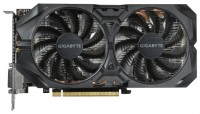GIGABYTE Radeon R9 380 990Mhz PCI-E 3.0 4096Mb 5700Mhz 512 bit 2xDVI HDMI HDCP