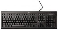 HP WZ972AA Classic Wired Keyboard Black USB