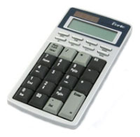 Porto KDH-02 Calculator Keypad Grey USB