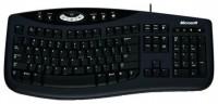 Microsoft Comfort Curve Keyboard 2000 Black USB