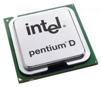 Intel Pentium D 820 Smithfield (2800MHz, LGA775, L2 2048Kb, 800MHz)