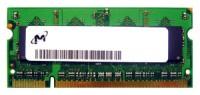 Micron DDR2 800 SO-DIMM 1Gb
