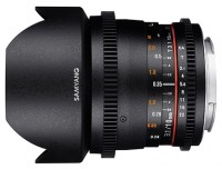 Samyang 10mm T3.1 ED AS NCS CS VDSLR Canon M