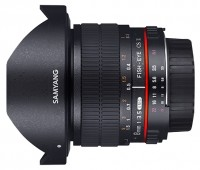 Samyang 8mm f/3.5 AS IF UMC Fish-eye CS II Samsung NX