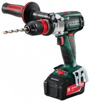 Metabo SB 18 LTX BL Quick 5.2Ah x2 Case