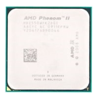 AMD Phenom II X2 Black Callisto 570 (AM3, L3 6144Kb)