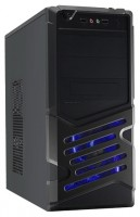 FOX 8822BK w/o PSU Black