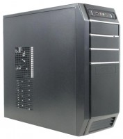 FOX 8820BK w/o PSU Black