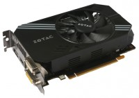 ZOTAC GeForce GTX 950 1089Mhz PCI-E 3.0 2048Mb 6610Mhz 128 bit 2xDVI HDMI HDCP