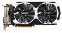 MSI GeForce GTX 960 1178Mhz PCI-E 3.0 4096Mb 7010Mhz 128 bit DVI HDMI HDCP