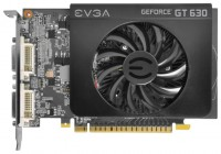 EVGA GeForce GT 630 810Mhz PCI-E 2.0 2048Mb 1400Mhz 128 bit 2xDVI Mini-HDMI HDCP