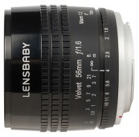 Lensbaby Velvet 56mm Nikon F