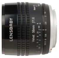 Lensbaby Velvet 56mm Fujifilm X
