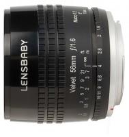 Lensbaby Velvet 56mm Sony E