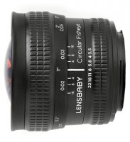Lensbaby Circular with Fisheye Micro Four Thirds