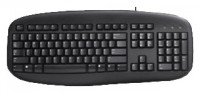 Logitech Deluxe Y-SU61 Black PS/2