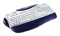 Genius Comfy KB-19e Grey PS/2