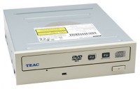 TEAC DV-W520GS White