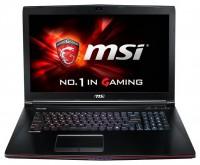 MSI GE72 2QE Apache Pro