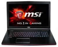 MSI GE72 2QF Apache Pro
