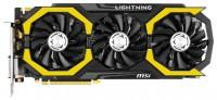 MSI GeForce GTX 980 Ti 1026Mhz PCI-E 3.0 6144Mb 7010Mhz 384 bit DVI HDMI HDCP LIGHTNING LE