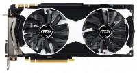 MSI GeForce GTX 980 1178Mhz PCI-E 3.0 4096Mb 7010Mhz 256 bit DVI HDMI HDCP