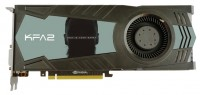 KFA2 GeForce GTX 980 Ti 1000Mhz PCI-E 3.0 6144Mb 7010Mhz 384 bit DVI HDMI HDCP